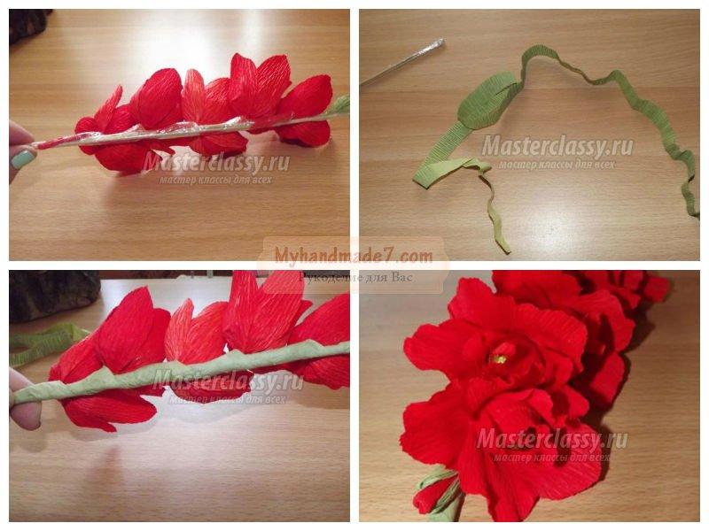 Как сделать из бумаги цветы? Лучшие идеи с пошаговыми фото
